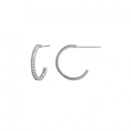 Boucles d'oreilles ISIS - Ø 19 mm