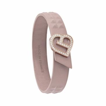 Bracelet ajustable CLOVIS