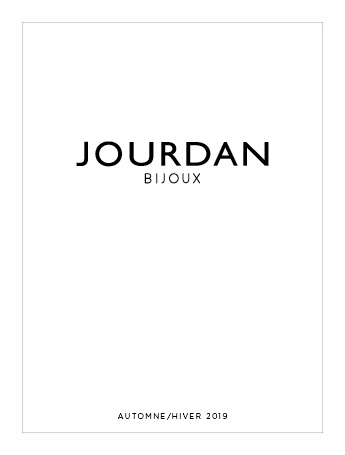 CATALOGUE JOURDAN BIJOUX